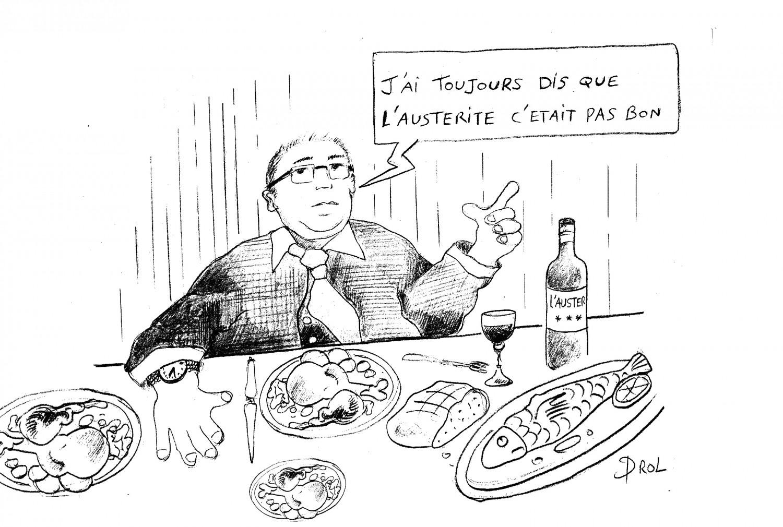 Emmanuel Le Chypre précise sa pensée, sur BFM business…