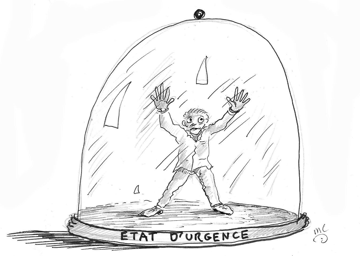 État d'urgence: une définition