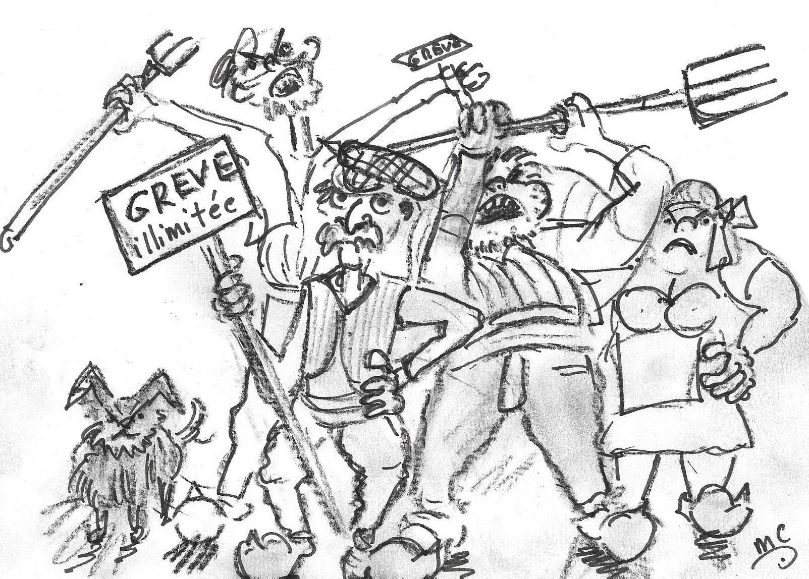 Luttes de classes dans les campagnes briardes, 1906-1907