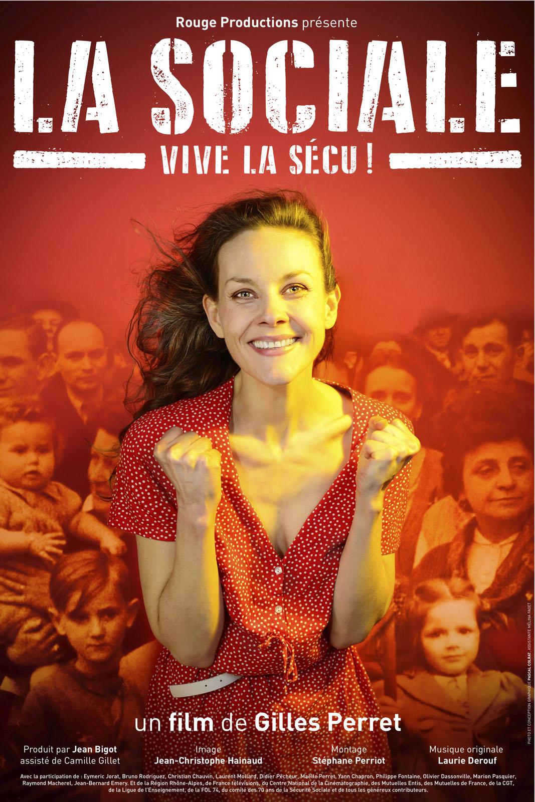 """Le film """"La sociale"""" au Ciné-club de Quincy-Voisins le 17 mars"""